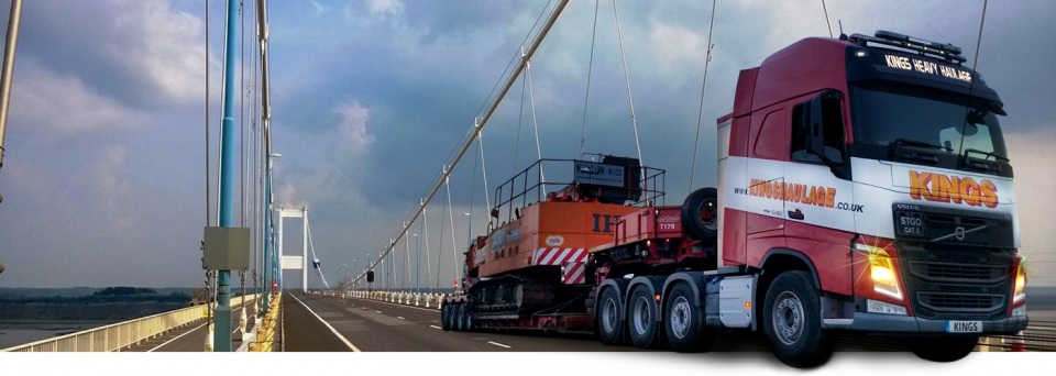 WE ARE THE EXPERTS IN SPECIALISED HAULAGE