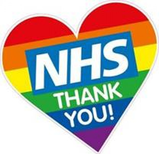 We're Supporting the NHS